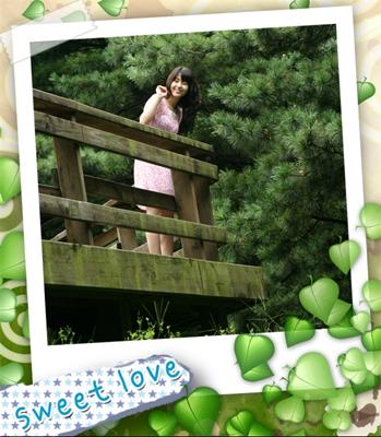 달콤한초록잎파리1