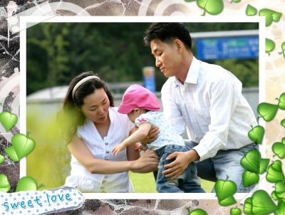 달콤한-초록잎파리 폴라W