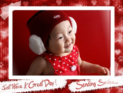 have-a-great-day 폴라W
